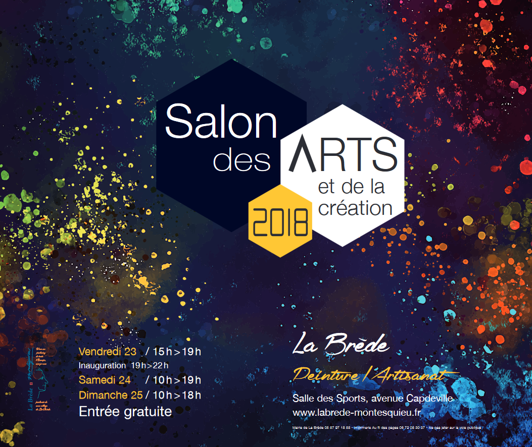 Screenshot 2018 11 19 Mairie La Brède Salon des Arts affiche 40x40 pdf